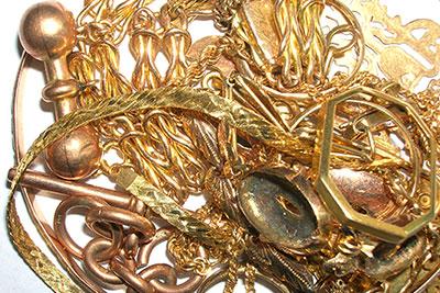 Sandy's gold