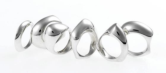Palette Rings