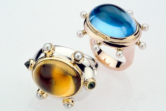 The Operatic Ring Collection