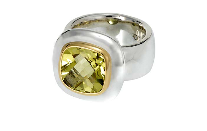 Ring - Silver 18ct gold and lemon citrine.jpg
